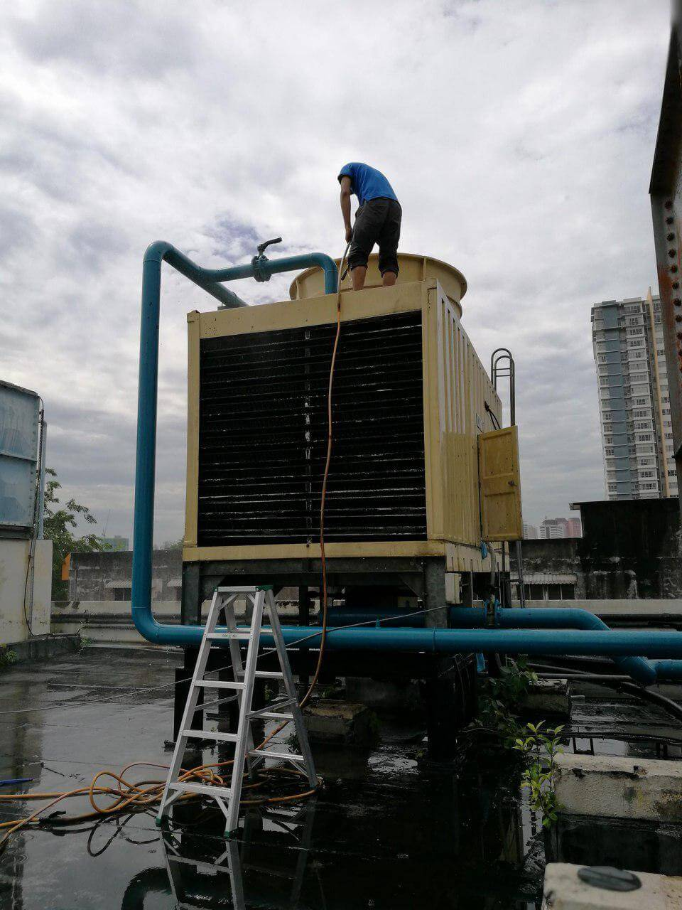 Read more about the article Adimada Aircond Service Shah Alam